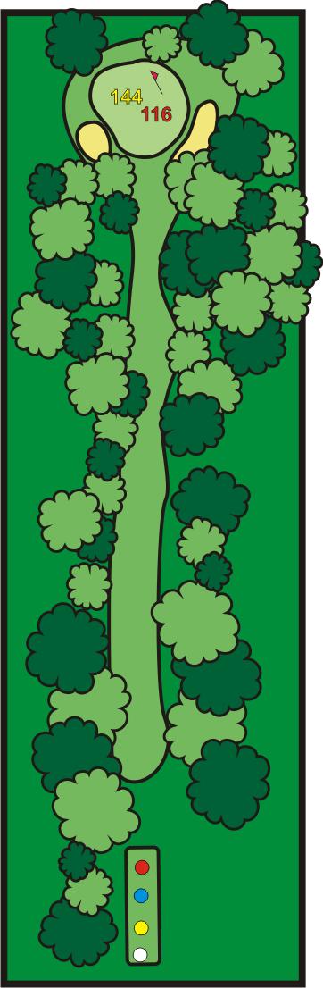 club del golf costa azahar hoyo 7